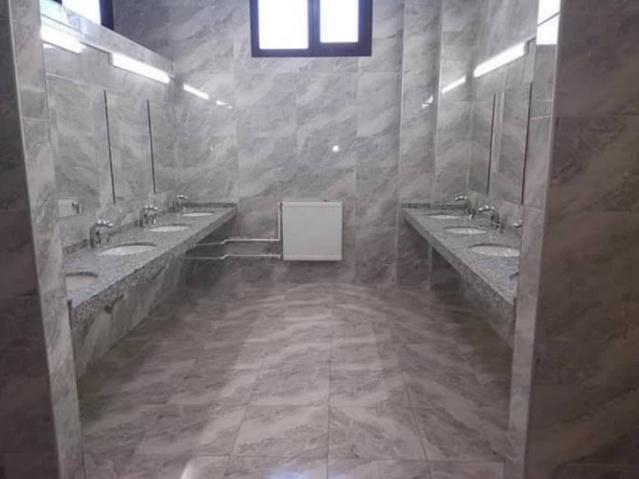 Lavabo Taban Duvar Kaplama Menderes