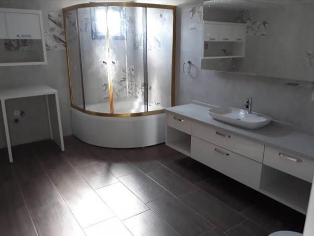 Banyo Taban Duvar Kaplama Menderes